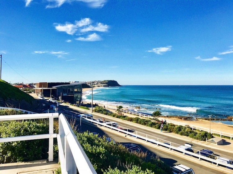 Merewether Beach Summer