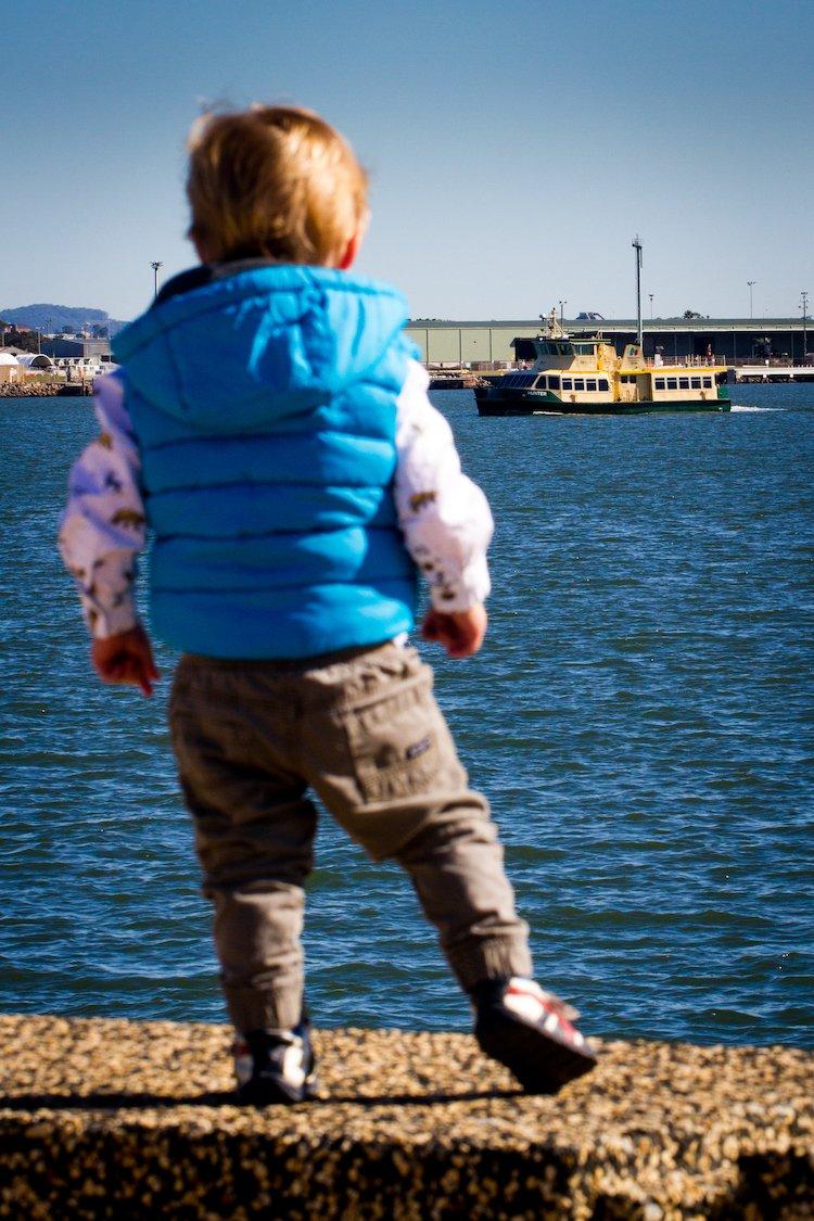 Stockton Ferry