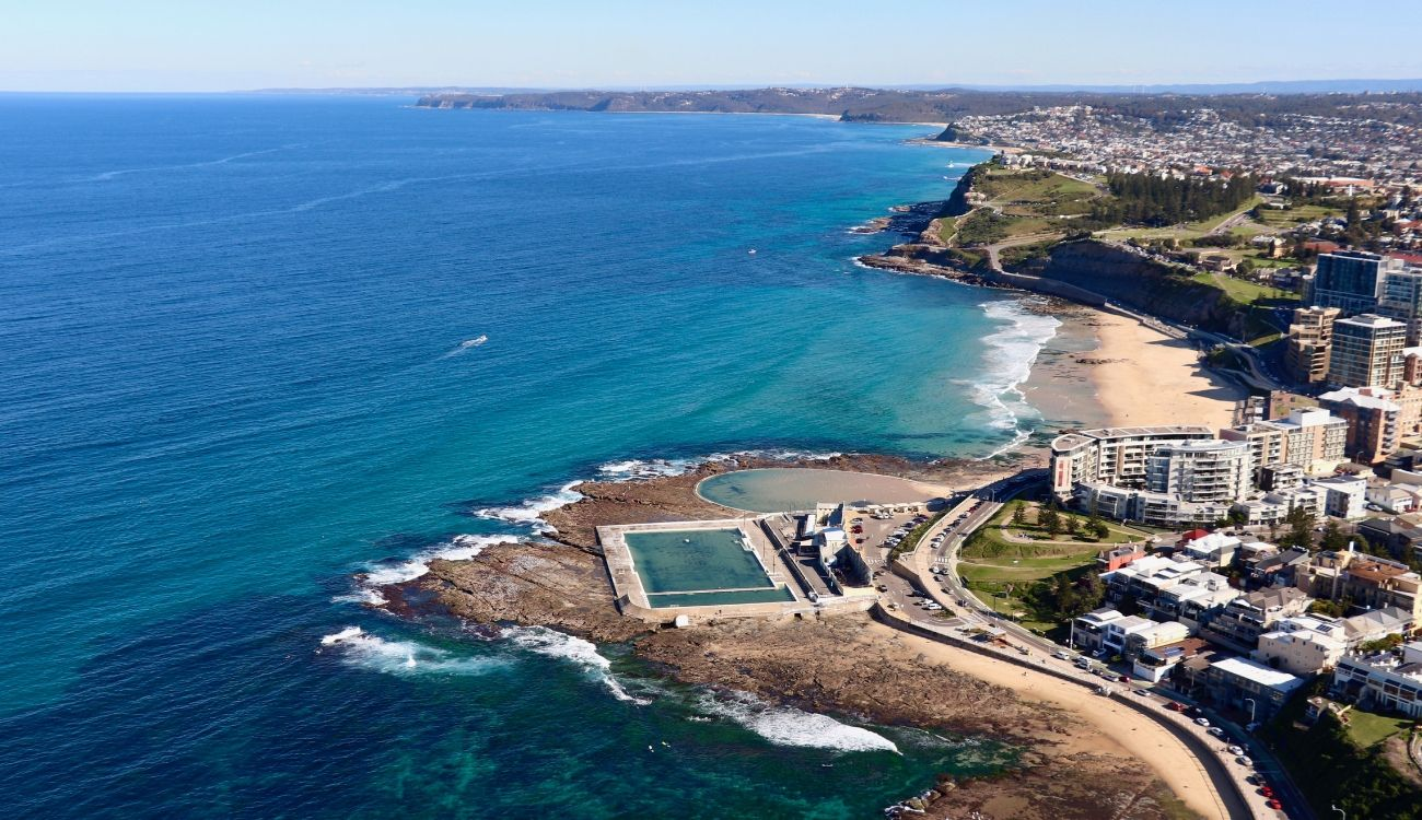 Newcastle Ocean Baths