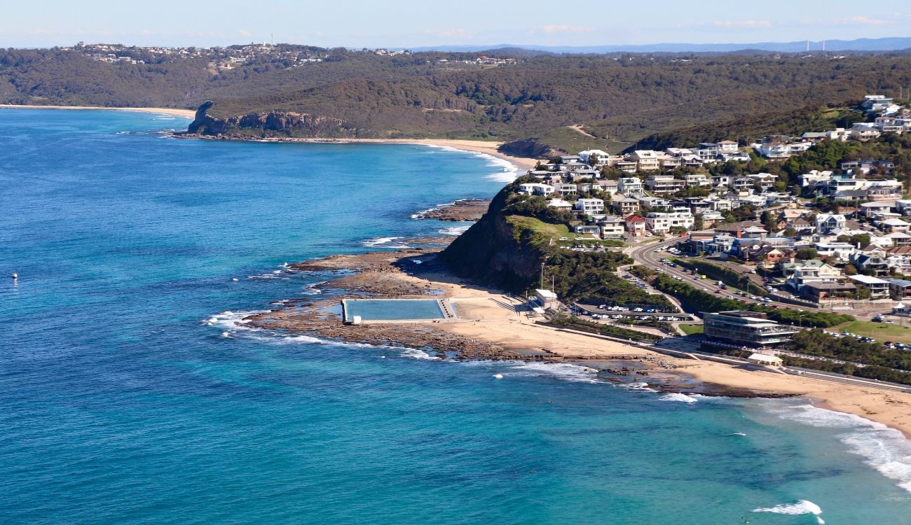 Merewether By Air