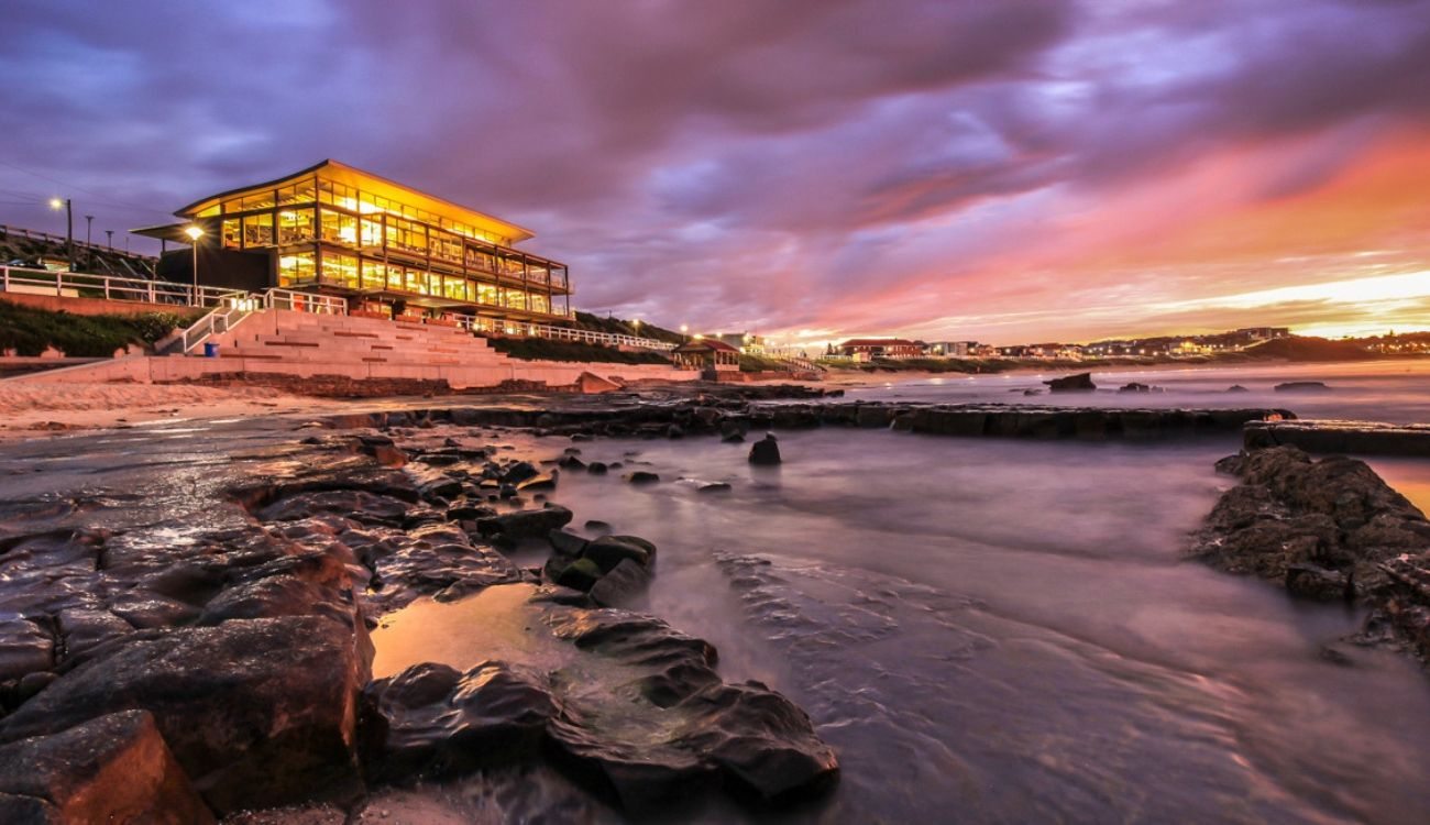 Merewether Surfhouse Newcastle