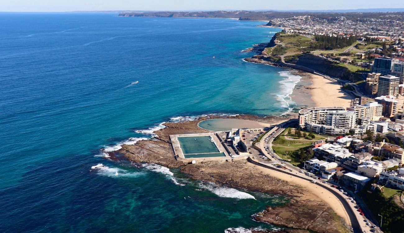 Newcastle Beach NSW