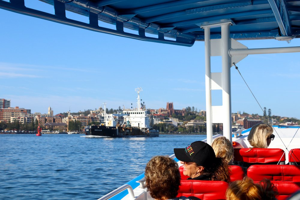 Newcastle Harbour Tours