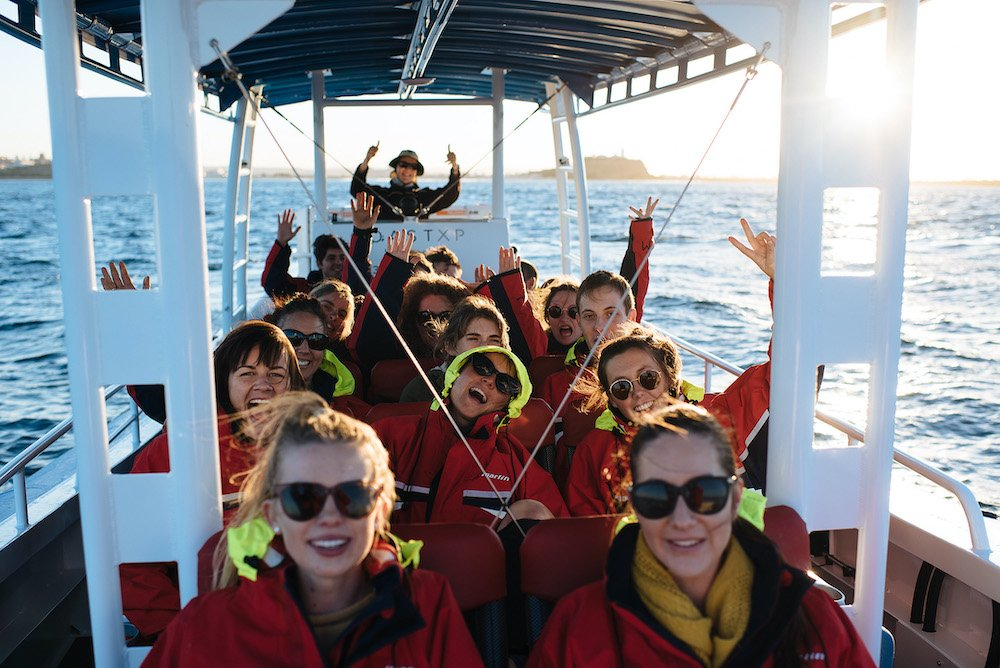 Private Boat Charters in Newcastle and Lake Macquarie