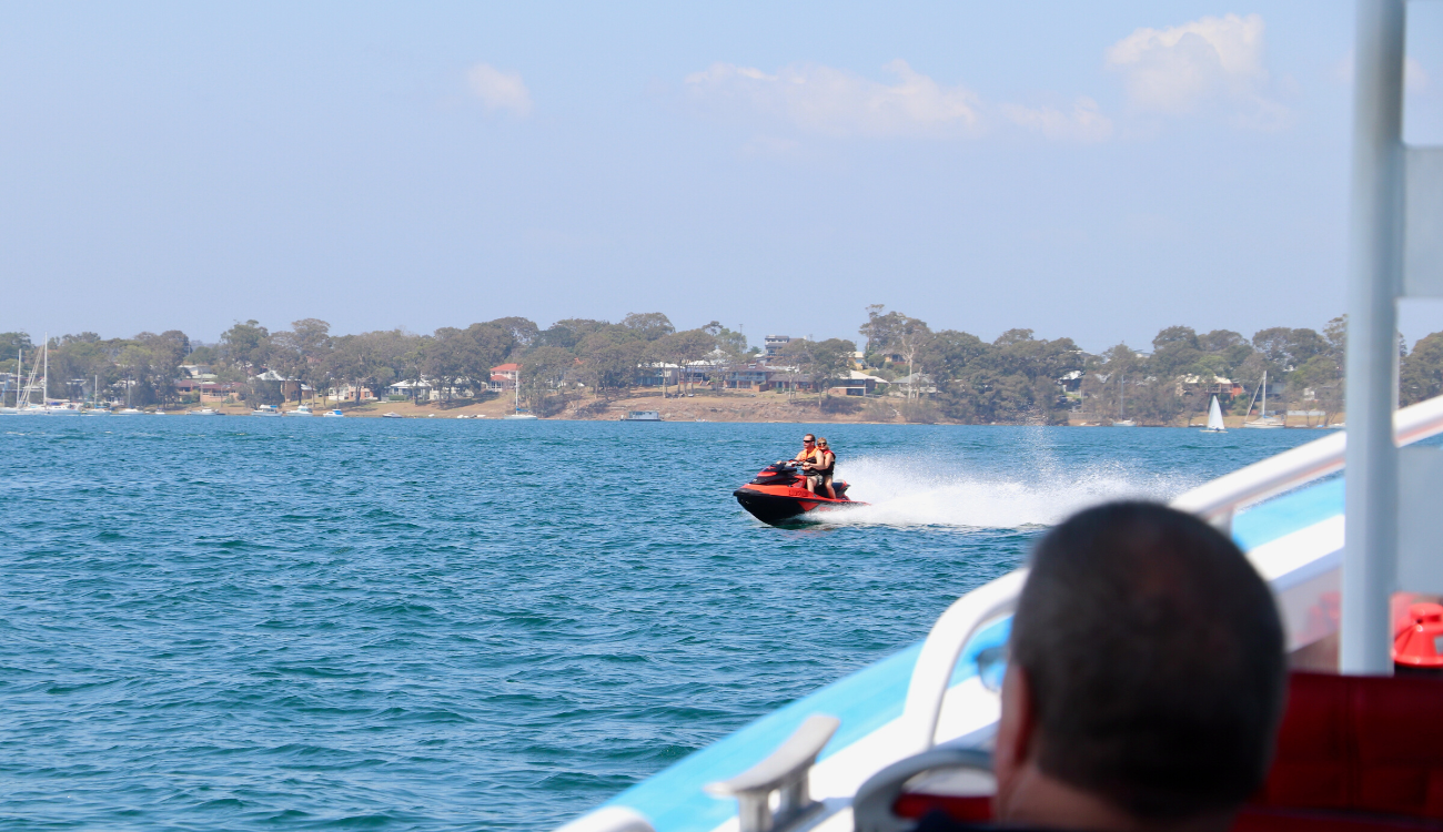 Jet Ski Lake Macquarie