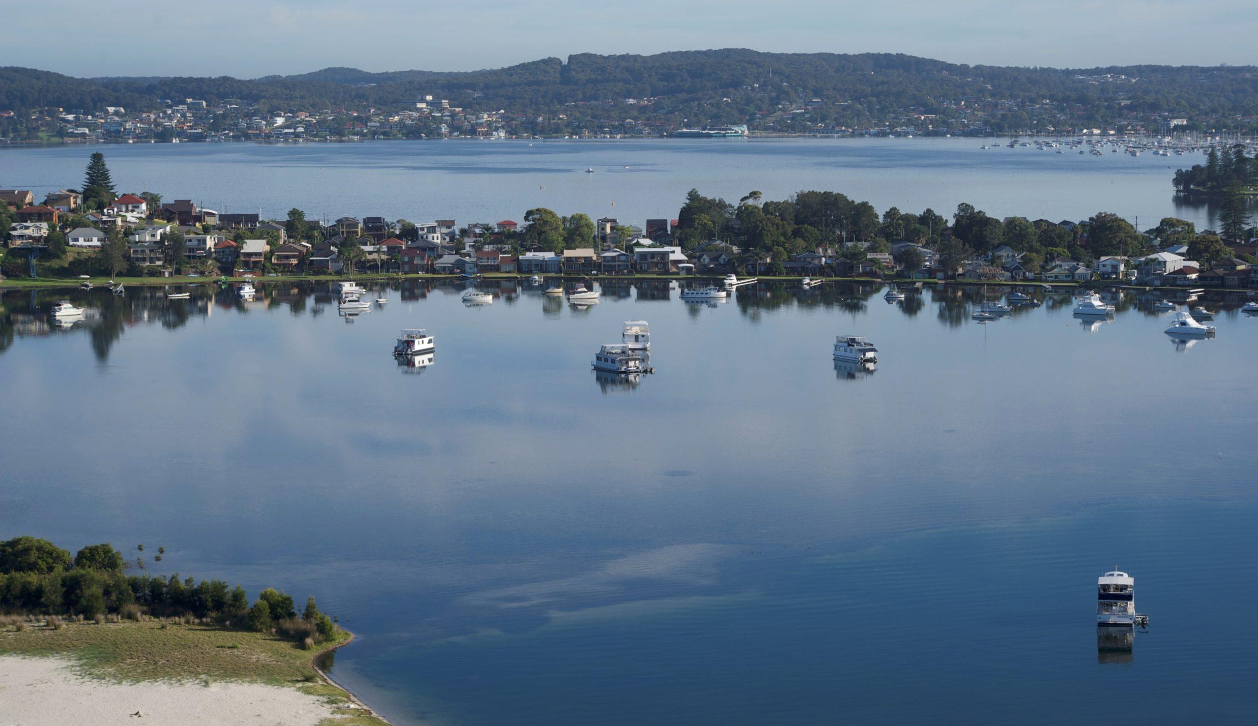 Swan Bay Lake Macquarie