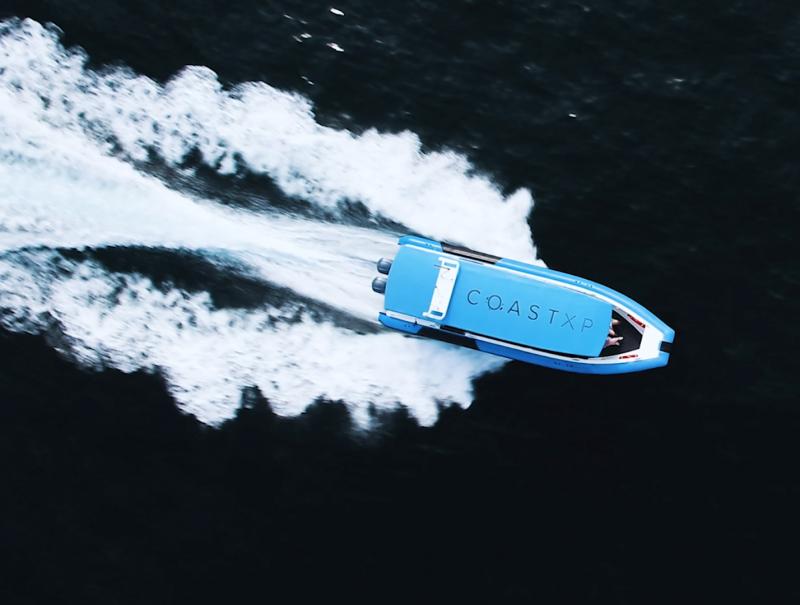 CoastXP - Adventure Boat Experience