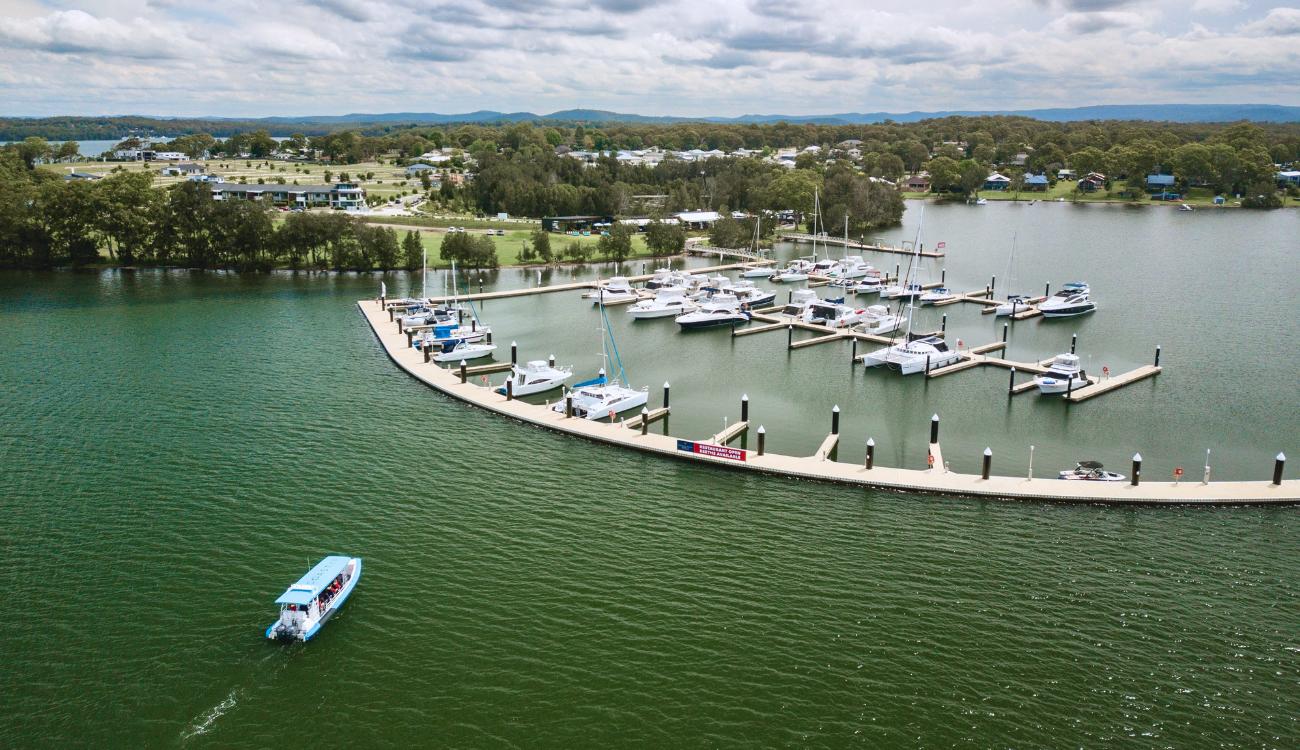 Trinity Point Marina